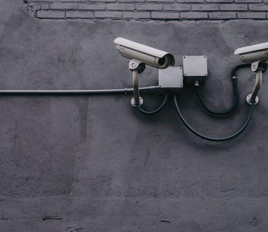 התקנת מצלמות נסתרות במחסן ציוד